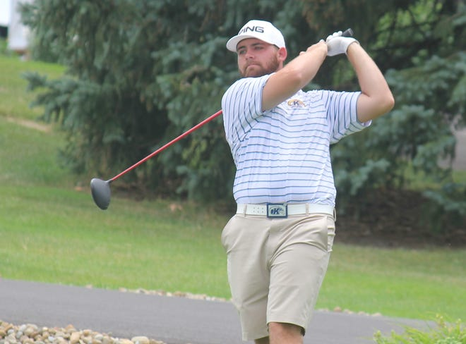 Tyler McHugh won the NOPGA Assistant championship at Club Walden in Aurora.