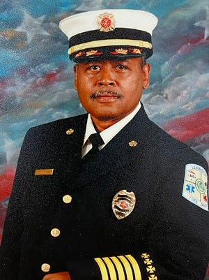 Former Fire Chief Thad Dickerson died on Tuesday, Sept. 8.