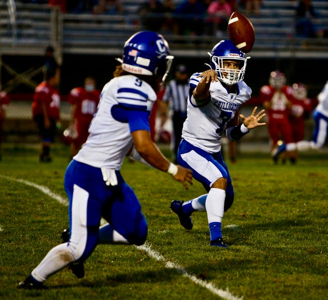 Chillicothe senior quarterback Kam Smith was named Division III third team All-Ohio by the Ohio Prep Sportswriters Association on Wednesday.