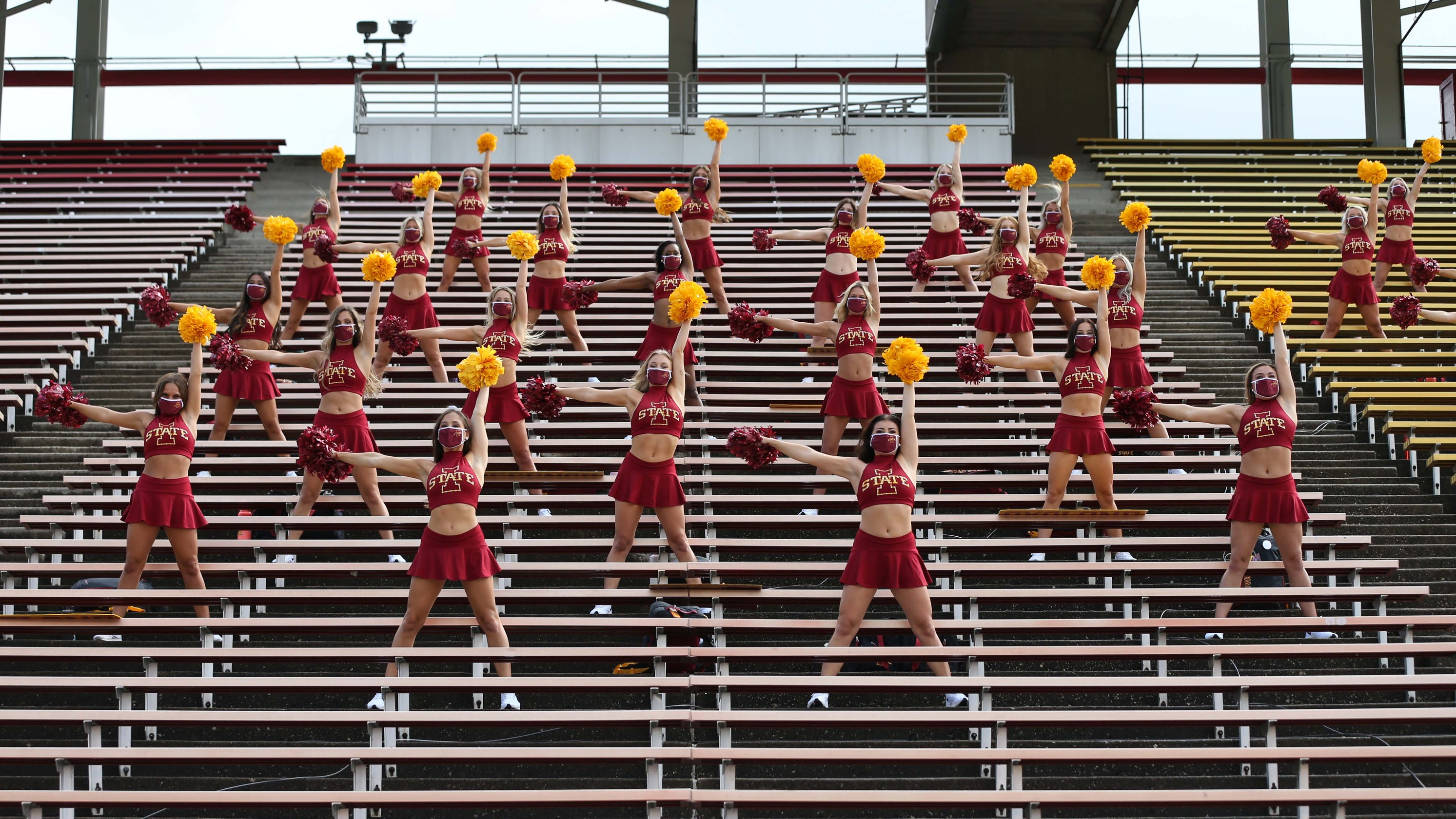 Iowa State to have 15,000 fans at Jack Trice Stadium for Oct. 3 Oklahoma game