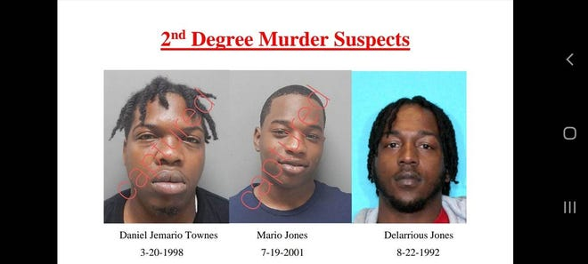 The Monroe Police are still searching for Delarrious Jones in reference to the double homicide that occurred Sept. 1 at Parkview Apartments.