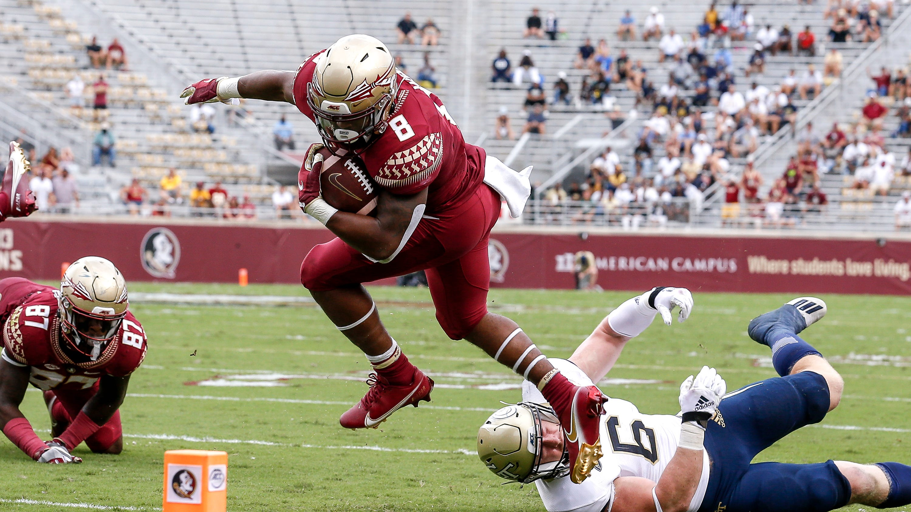 Just the Facts: Previewing and predicting Florida State vs ...North Carolina Football Schedule 2020