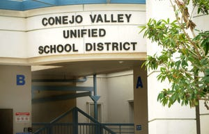 Conejo Valley Unified School District at 1400 E Janss Road in Thousand Oaks.