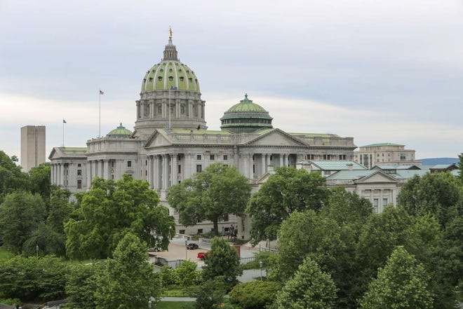 Lawmakers in Harrisburg say it's too early to discuss the budget.