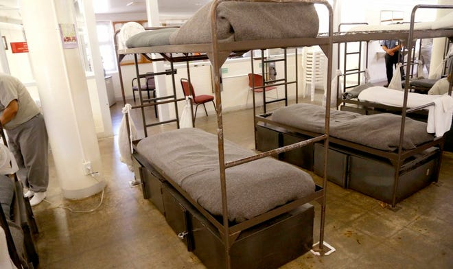 A dormitory is pictured at the Eddie Warrior Correctional Center in Taft. Sarah Phipps/The Oklahoman file