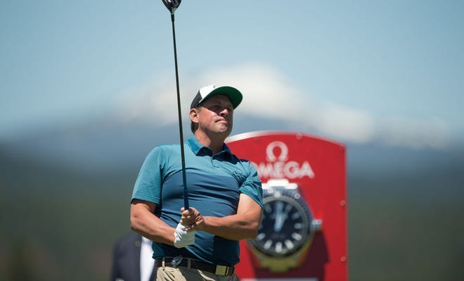 Rod Perry is the North Florida PGA's section champion for the eighth time.