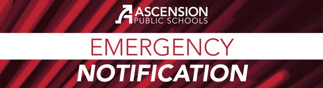 Ascension Parish Public Schools will resume normal operations Wednesday.