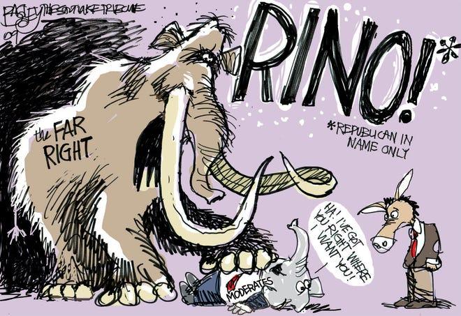 Michael Shannon column cartoon
