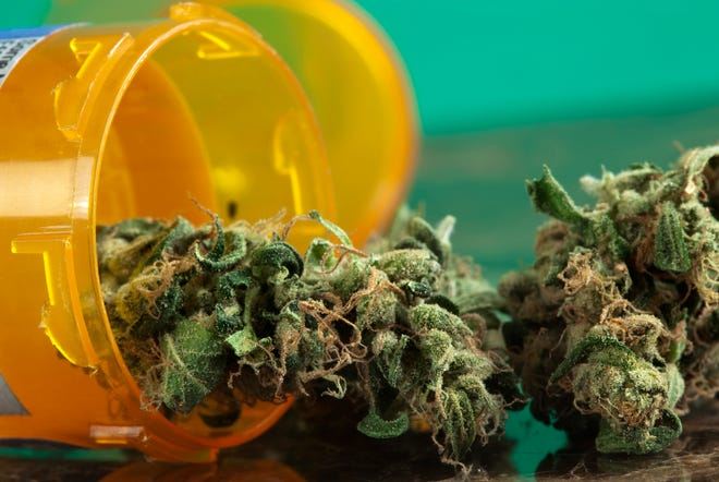 Medical marijuana patients say they go to third-party websites for information.