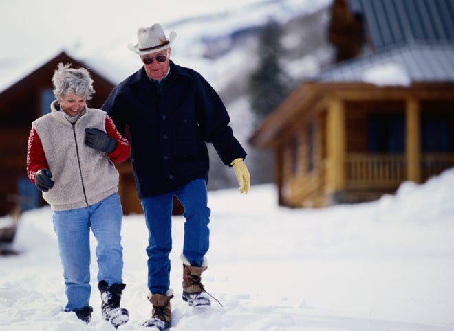 Ways to stay active all winter long.