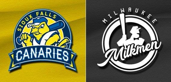 SF Canaries vs Milwaukee Milkmen