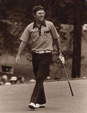 Hale Irwin only had to correct Peter McGarey once during the week after the 16-year-old wandered off to get a glimpse of Arnold Palmer.