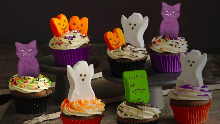 Peeps won't come in Halloween, Christmas shapes this year due to COVID... image
