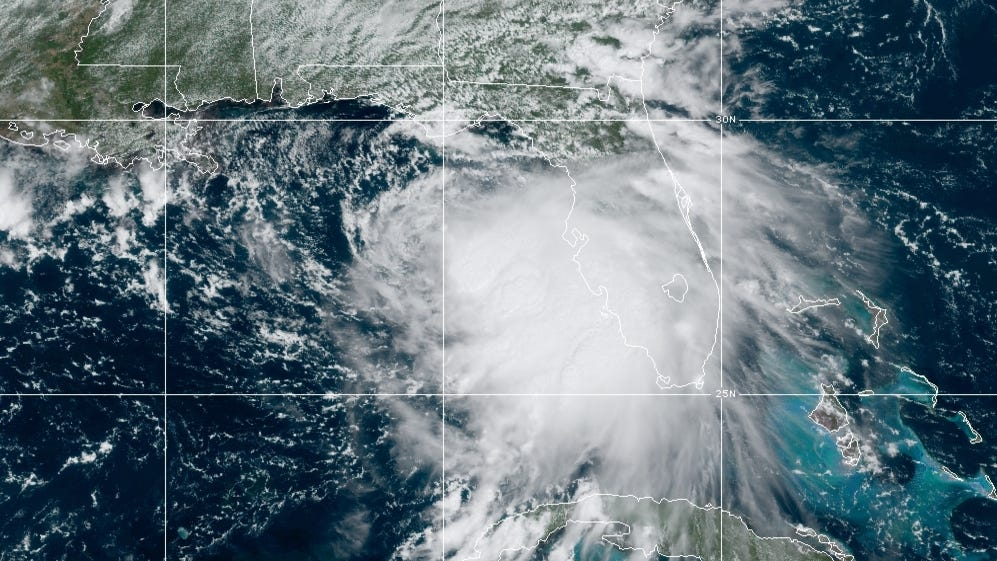 Gulf Coast braces for Tropical Storm Sally, to hit as a ...Hurricane Sally