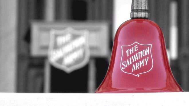 The Salvation Army kicks off its annual holiday fundraising campaign earlier than ever in 2020.