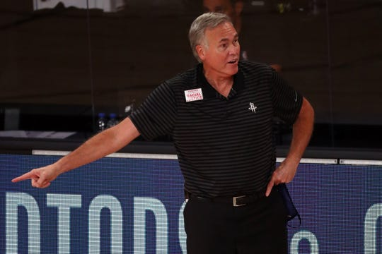 Mike D'Antoni won't return as the Houston Rockets head coach next season.