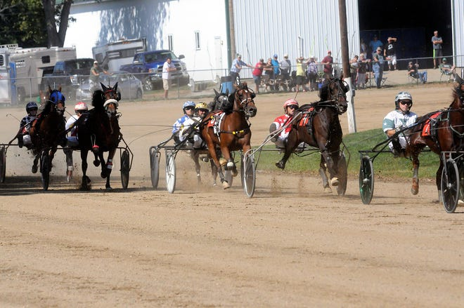 Harness racing still will take place this year at the Ashland County Fair.