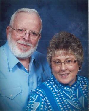 Mr. and Mrs. Terry Gibson