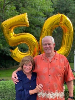 Kate and Greg Naples
