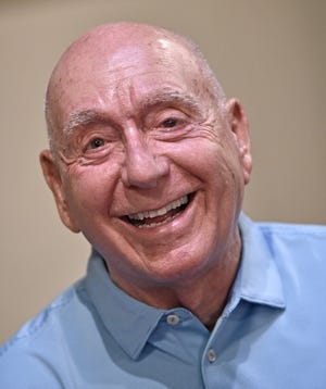Dick Vitale's annual Gala has raised $37 million over the past 15 years. The money goes to the V Foundation for Cancer Research, named in honor of former North Carolina State basketball coach Jim Valvano.