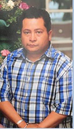 Missing man Cesar Leal of Pennsauken