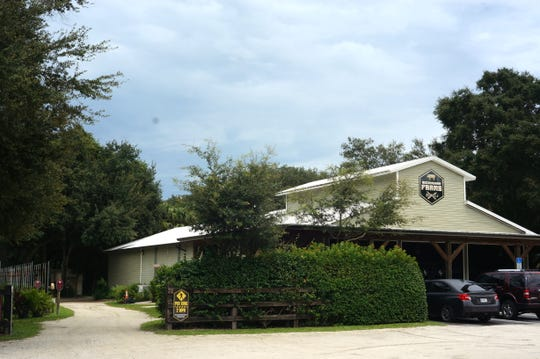 Buckingham Farms sits on nearly 85 acres of land in the Buckingham neighborhood, east of Fort Myers. Its farm store and restaurant are its centerpiece.
