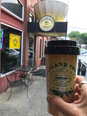 Highland Coffee at 1140 Bardstown Road.