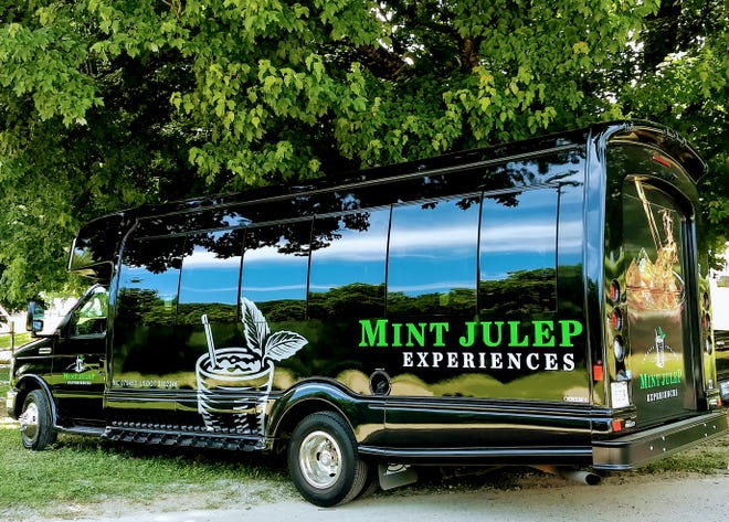 Mint Julep Experiences tour bus