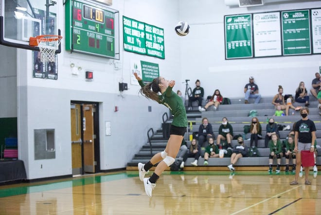 Madison's Layne Stone handed out 20 assist and added 11 kills in a 3-2 win over Clear Fork while also adding 20 assists in a win over Lexington.