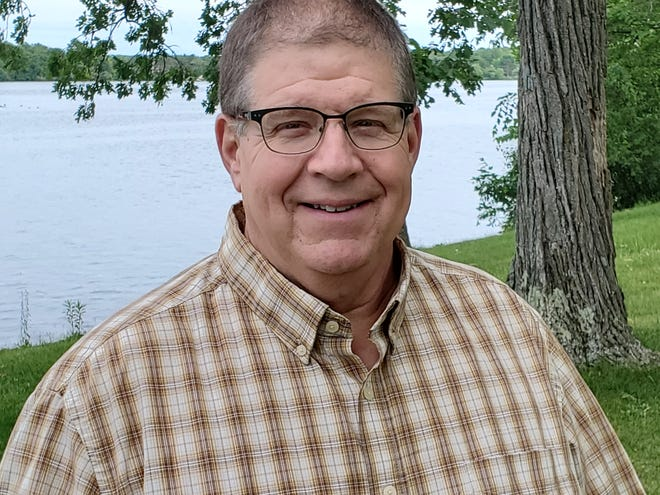 Dave Armstrong, a Rice Lake Republican running in the 75th Assembly District