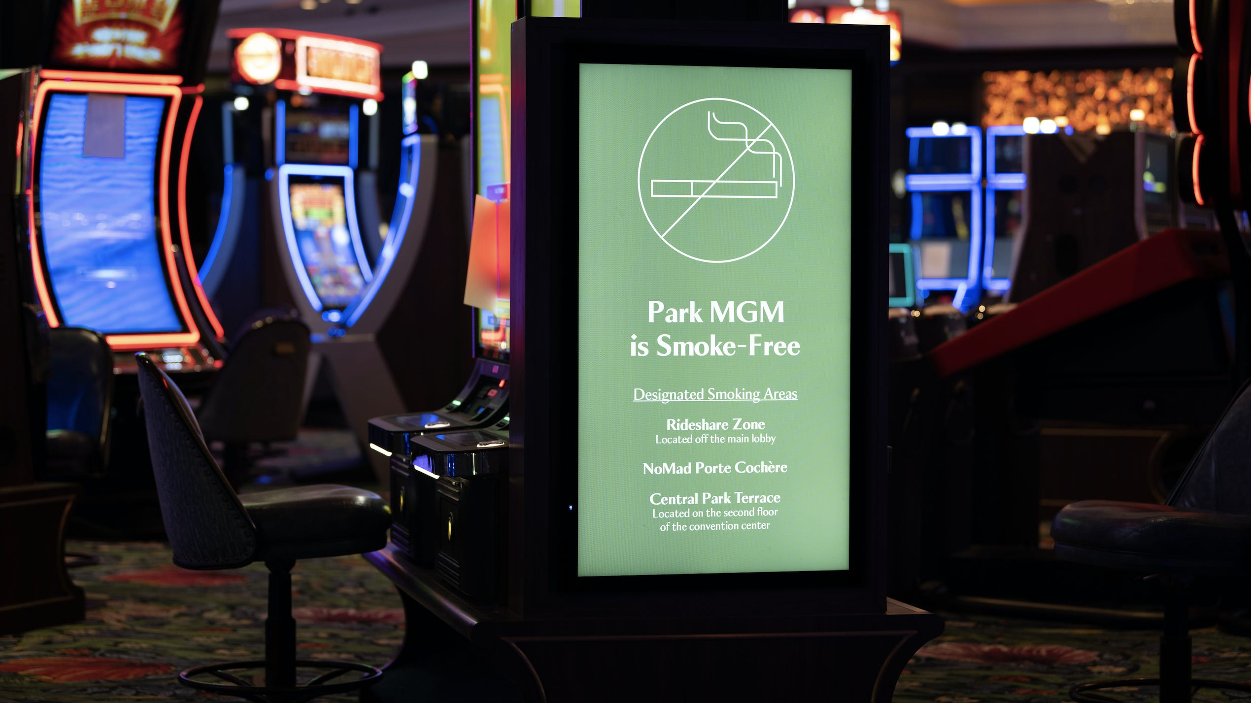 Smoke Free Casino In Las Vegas