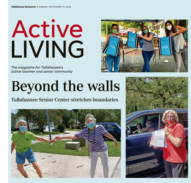 September 2020 issue of Active Living Magazine.