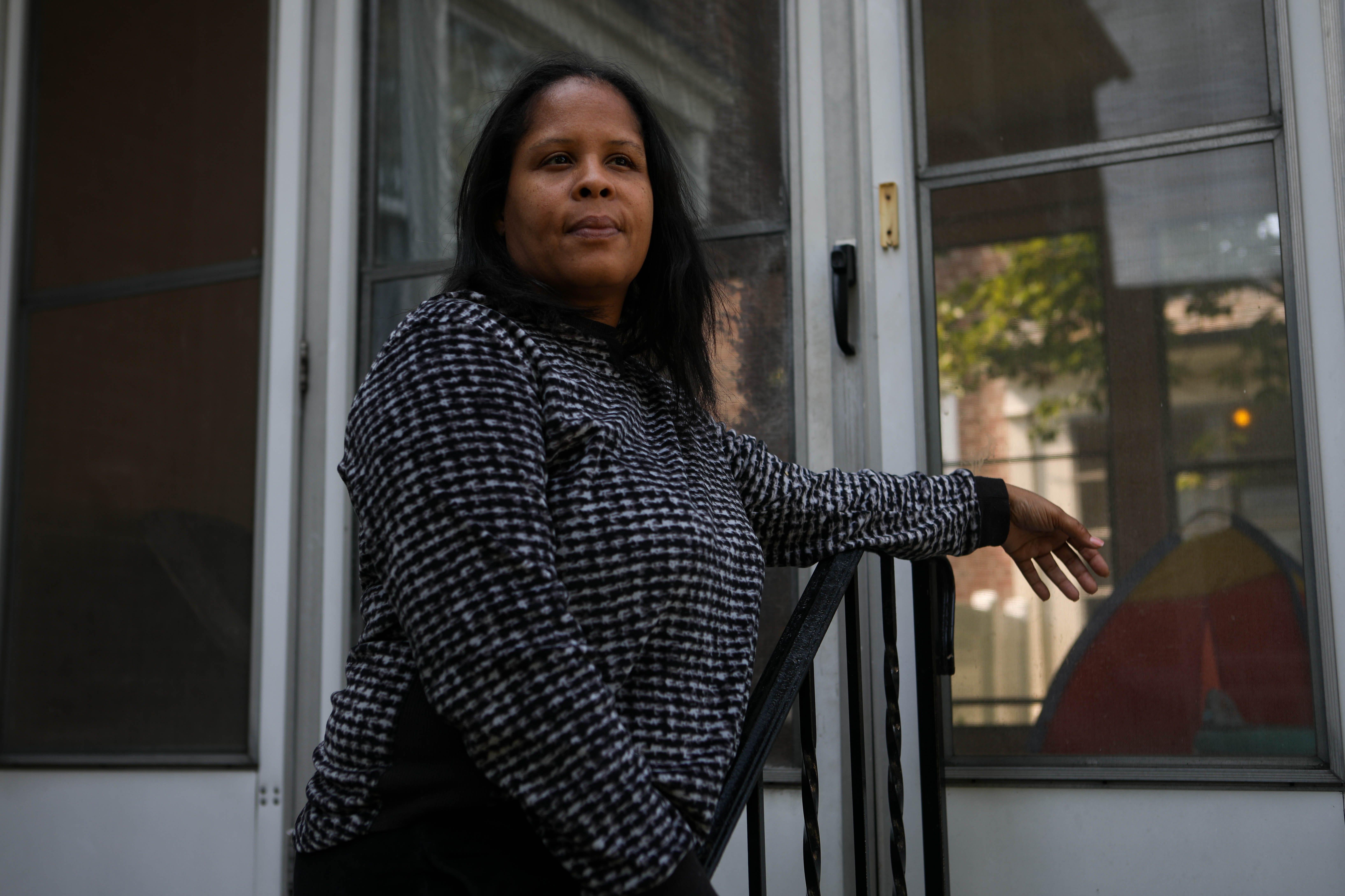 JondaBrown, 45, caregiver