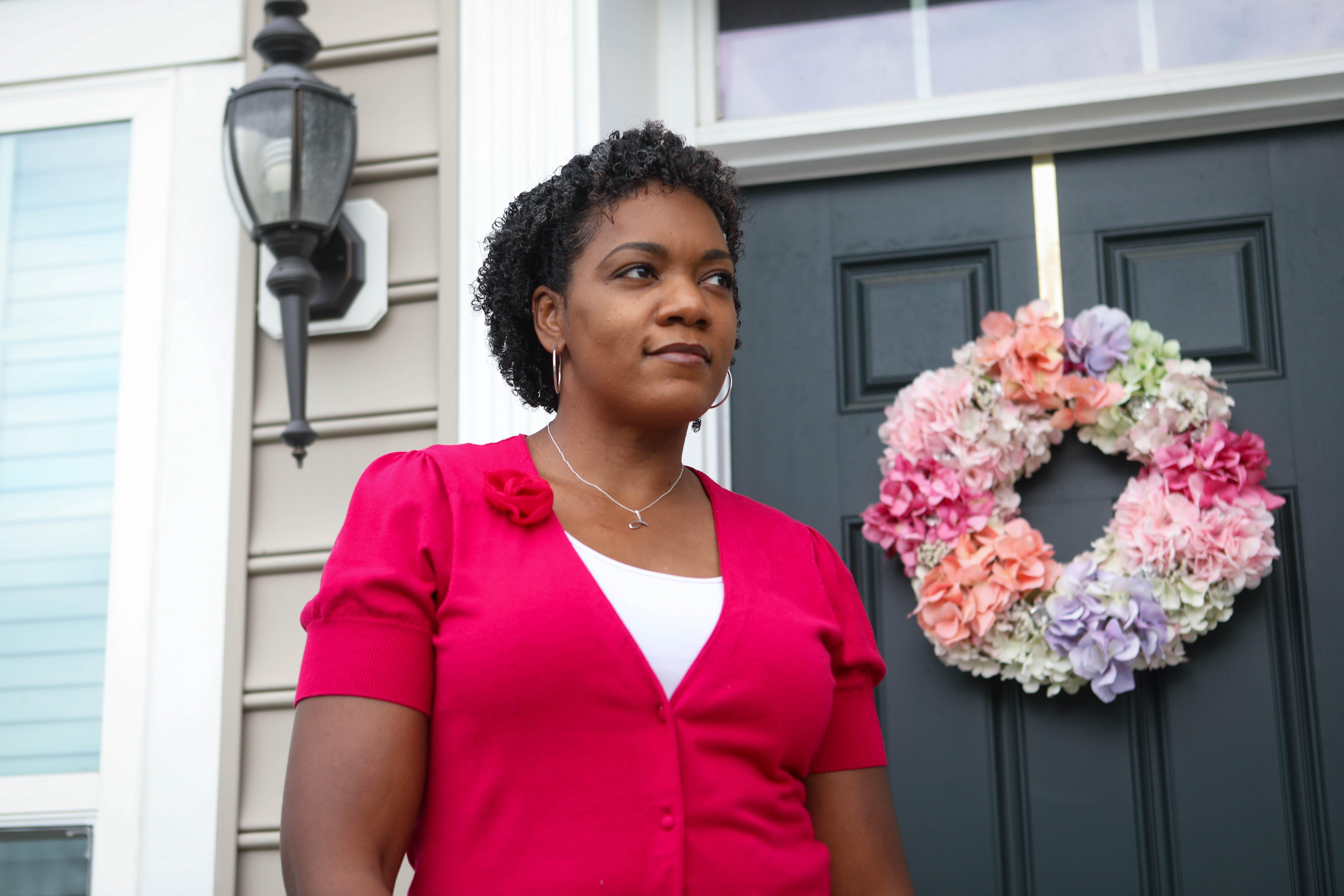 Janelle McIntyre, 42, program manager