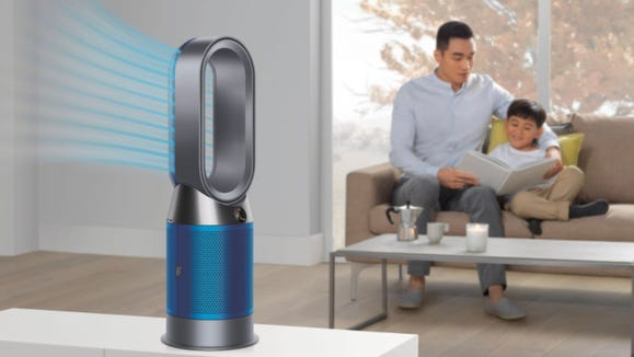 This top-rated Dyson air purifier can help with smoke—and it's on sale.