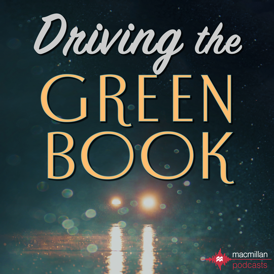 "The ""Driving the Green Book"" podcast will be available on all streaming platforms Tuesday."