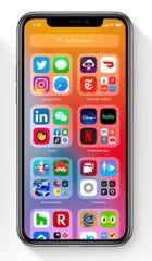 iOS14 creates