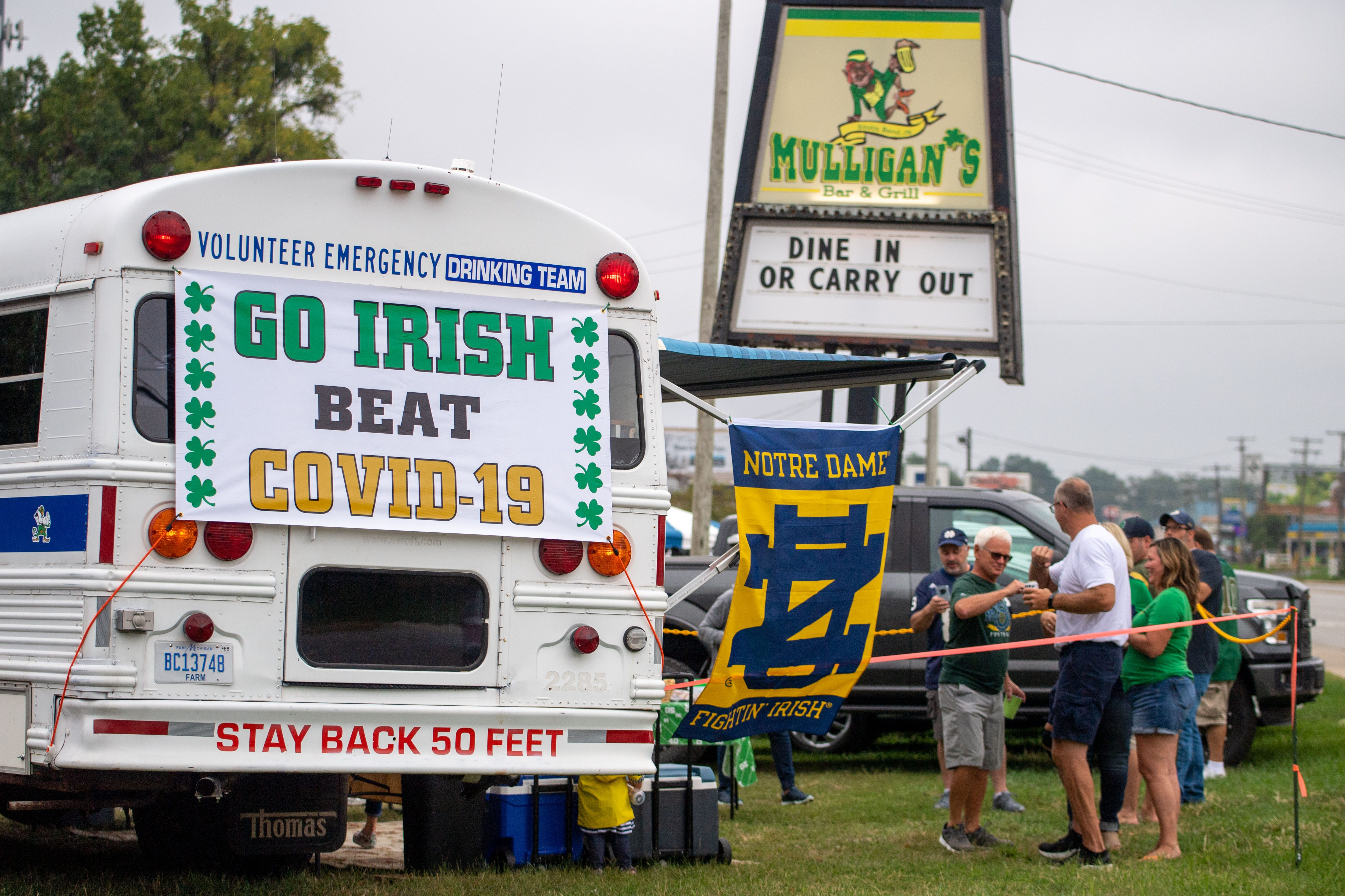 Notre Dame football's COVID-19 numbers grow, with 39 total in isolation or quarantine