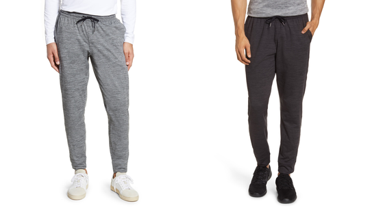 Best Valentine's Day gifts for men: Zella joggers.