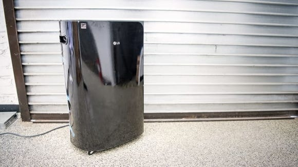 A dehumidifier to remove excess moisture from your home