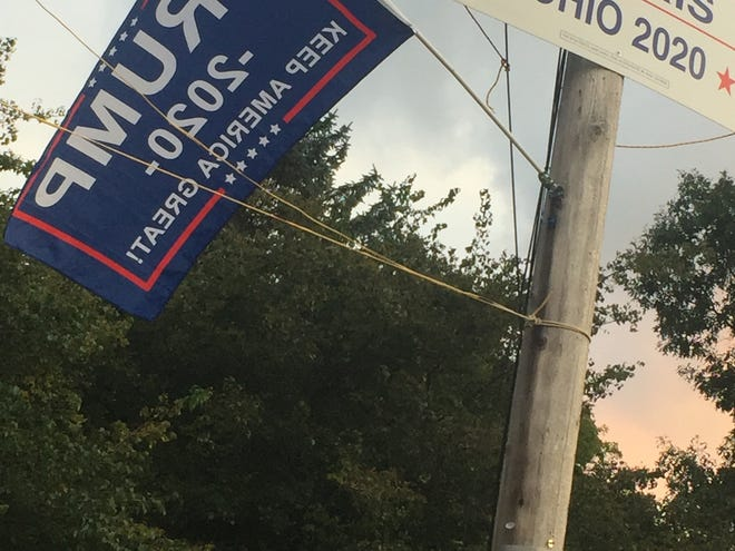 Heads of the Democrats and Republicans in Fond du Lac County have issued a joint statement telling residents to stop with the political sign thievery that's been occurring throughout the county.
