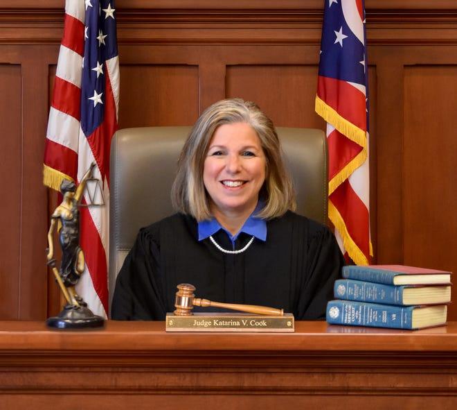 Judge Katarina Cook