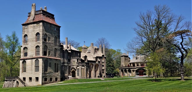 The Mercer Museum and Fonthill Castle will be closed starting Saturday.