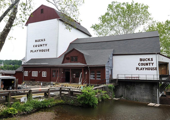 FILE: Art institutions such as the Bucks County Playhouse in New Hope are calling on lawmakers to make it easier for cultural sites to secure grant funding  during the coronavirus pandemic.