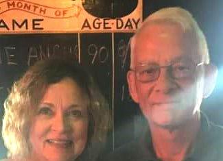 Douglas and Shirley Young