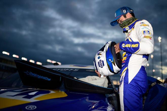 Chase Elliott is sneaky good at Bristol. He has not won at the bullring oval but has the best average finish there of any playoff driver.