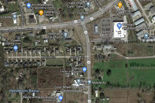 A 60-unit condominium complex, The Lakes at Henderson Bayou, received a recommendation from the Planning and Zoning Commission. The development would be located just south of Hwy. 42 and access Hwy. 44 in Prairieville.