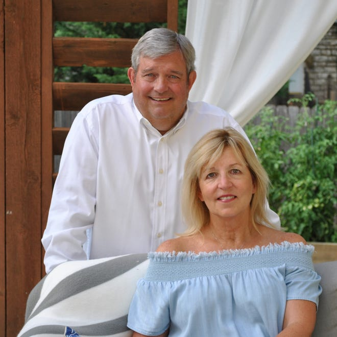 Stan and Michele Crumbaugh, this year's Independence Citizens of the Year for the Truman Heartland Community Foundation, have contributed to the community for years through numerous organizations and their party supply and rental businesses.