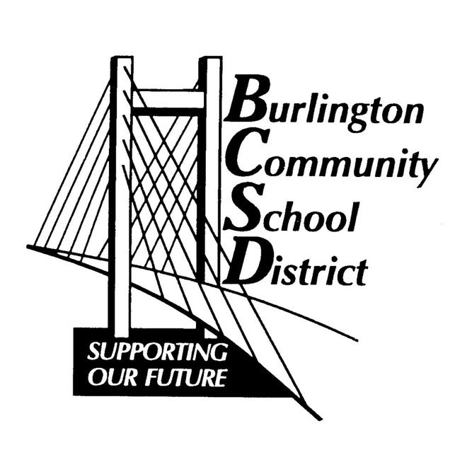 Burlington School Distrcit logo