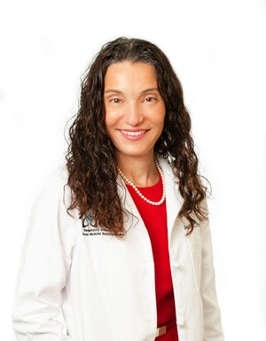 Jennifer Fulton, head of critical care and pulmonology for Baptist Health, is a recipient of the Florida Times-Union's Eve of the Moment Award.